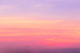 sunset sky background, colorful nature texture - 200886343