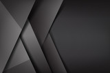 Abstract background dark and black overlaps 002
