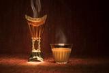 Ramadan censer with Arabian coffee - 200922190