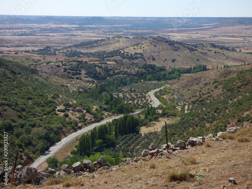 Sticker Vianos, municipio español situado al sureste de la península ibérica, en la provincia de Albacete, dentro de la comunidad autónoma de Castilla La Mancha