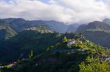 Mountains near Porto da Cruz, Madeira, Portugal