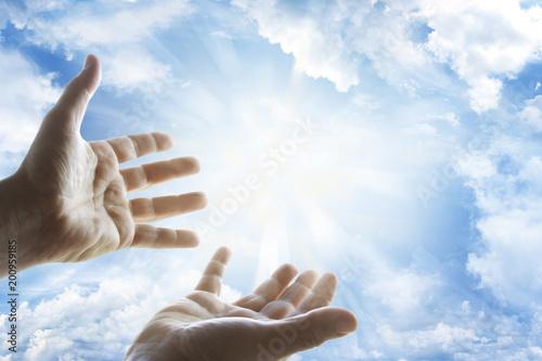 Ręce w niebie
