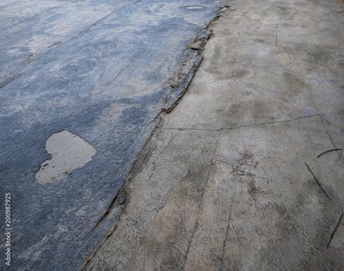 Staande foto Stenen Textura de pedra