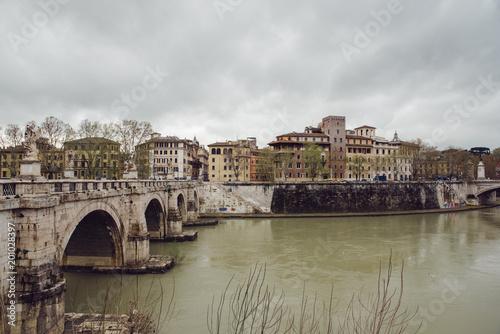 Rzym - Castel Sant'Angelo