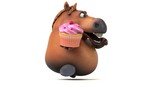 Fun horse - 3D Animation - 201042148
