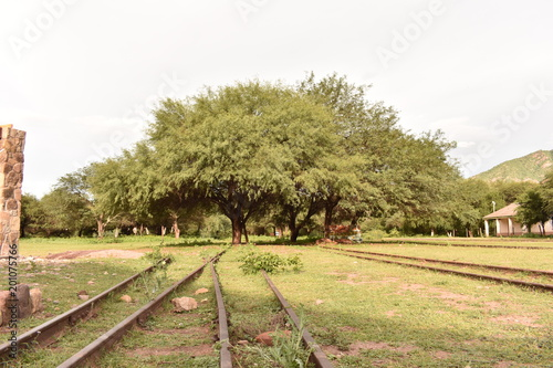 Aluminium Wit ferrocarril- algarrobo- alemania