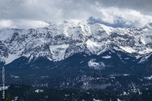 Foto Murales Landscape Garmisch-Partenkirchen
