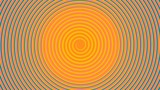 abstract blue, yellow, pink and orange spiral background - 201086945