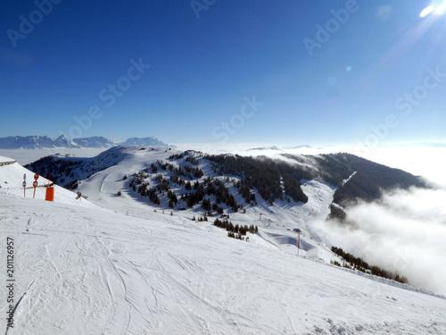 Skifahren in Saalbach Hinterglemm Leogang - 201126957