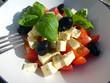 Tomaten Schafskäse Salat - 201133365