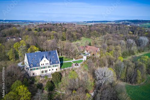 The Rosenau Palace