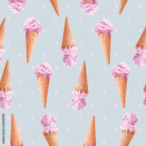 lody-wzor-na-blawym-tle