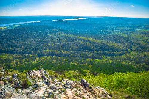 Pinnacle Mountain in Little Rock, Arkansas - 201256142