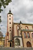 Church of Assumption of Virgin Mary in Banska Bystrica, Slovakia. - 201267530