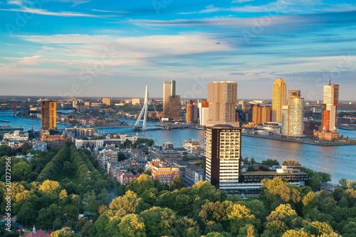 Rotterdam skyline - 201272956