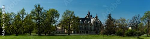 Schloss Grafenegg Panorama