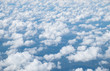 Clouds and sky. (Aerial view) - 201348188
