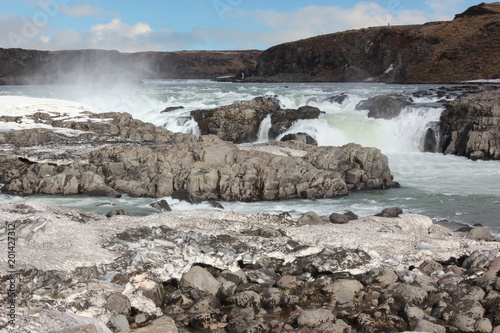 Iceland Waterfall - 201427312