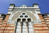Building of Sofia Synagogue  in city of Sofia, Bulgaria  - 201427551