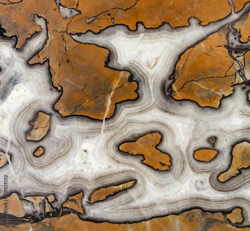 Ilustracja. Obrazek kolorowa naturalna kamienna tekstura.