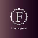Initial Letter F Logo Tempalate - 201445797