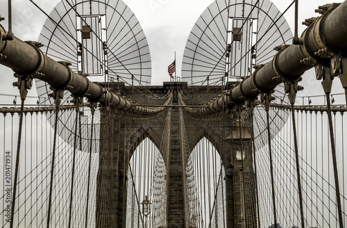Brooklyn Bridge - 201471934