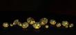 Bright gems on a black background - 201484768