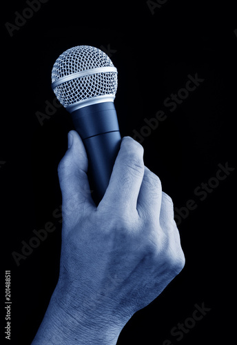 hand of man blues singer - 201488511