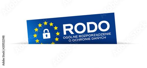 RODO - Ogólne Rozporządzenie o Ochronie Danych - 201522148