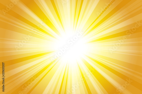 背景素材,光,ビーム,光線,放射光,輝き,煌めき,集中線,放射線,爆発,フレア,眩しい,発光,素材 - 201630307