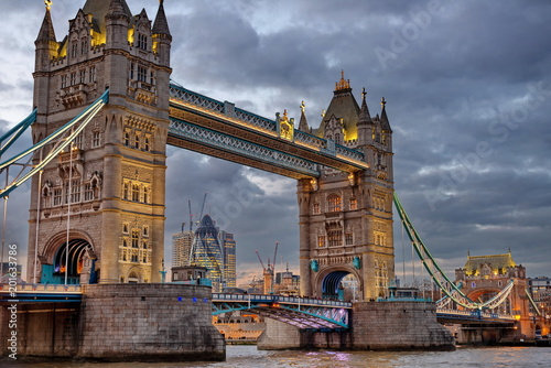 Foto Murales Tower Bridge London