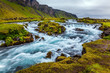 Cascading waterfalls in Iceland - 201714309