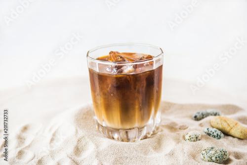 Foto Murales アイスコーヒー
