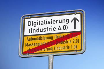 Wegweiser Digitalisierung