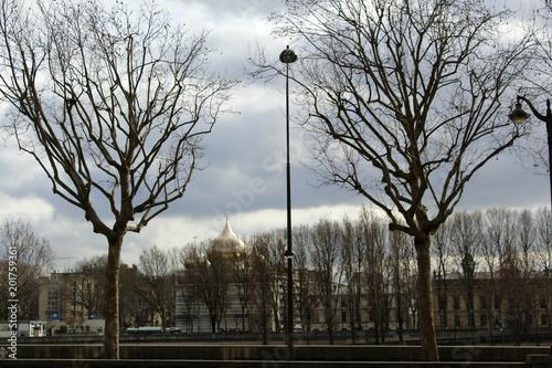 Foto Murales православный храм в Париже