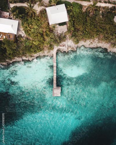 Foto Murales Ocean Dock