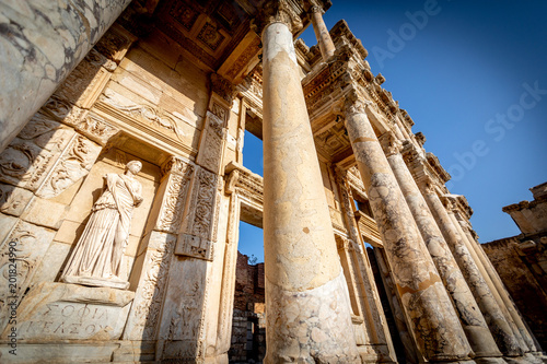 Magnificent Celsus library of Ephesus - 201824990