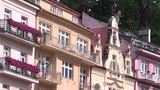 Close up of Downtown of Karlovy Vary in Czechia. - 201828533