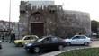Постер, плакат: Bab Tuma Gate of Tuma landmark of early Christianity in Damascus Syria