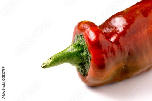 Plexiglas Palermo Red organic snack pepper, bellpepper