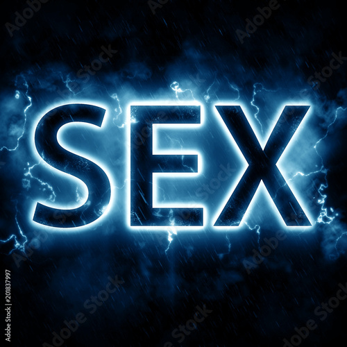 Word sex with effect or lightning
