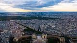 Fototapeta Paris - Paryż z lotu ptaka © Małgorzata