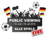 Public Viewing Live 2018 Fans