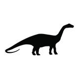 Brontosaurus silhouette - 202026315