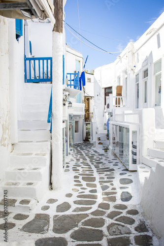 Fototapeta Mykonos, Greece