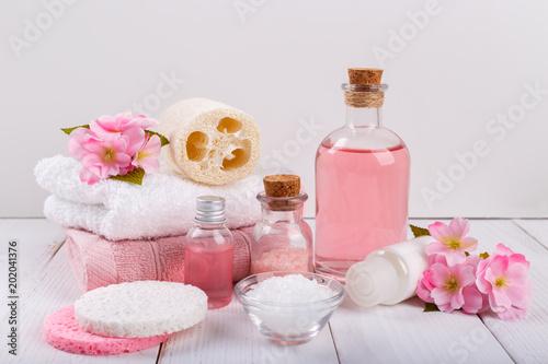 Ustawienie Pink Spa