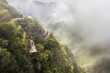 Machu Picchu maybe one of the most visited places in south america and it deserves it. Steep walls with impressive valleys and mountains surround the old city of the Inca Empire