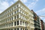 New York, Cast Iron buildings in SoHo - 202122711