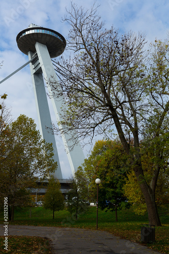Aluminium UFO Most SPN, Bratislava