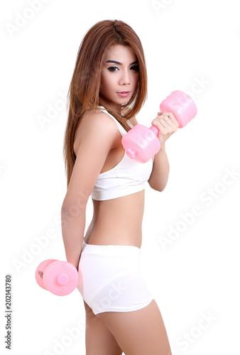 fitness kobieta